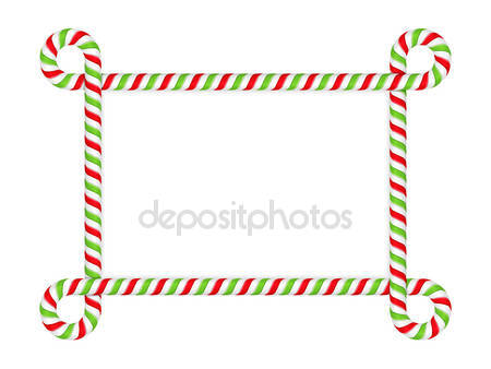 Lines clipart candy cane #14