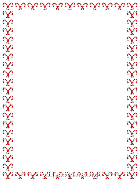 Lines clipart candy cane #7