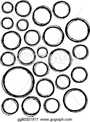 Lines clipart circle Art clip  drawn Circle