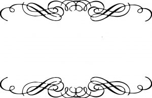 Lines clipart elegant Elegant Clip Art Elegant Borders