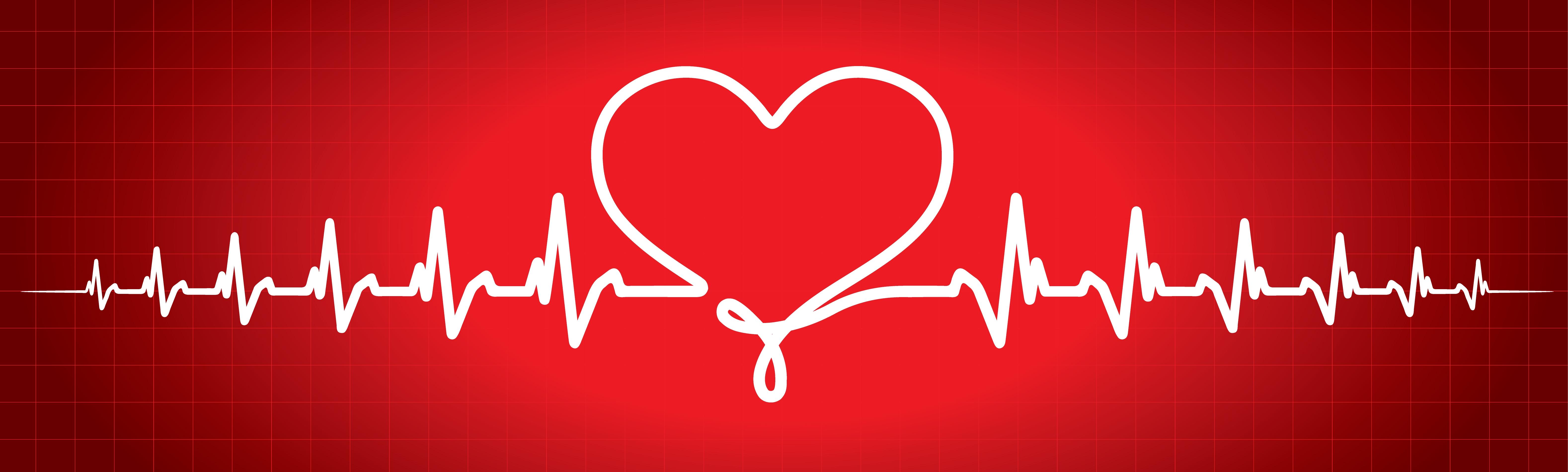 Lines clipart heart rate Line EKG Download Clipart Art