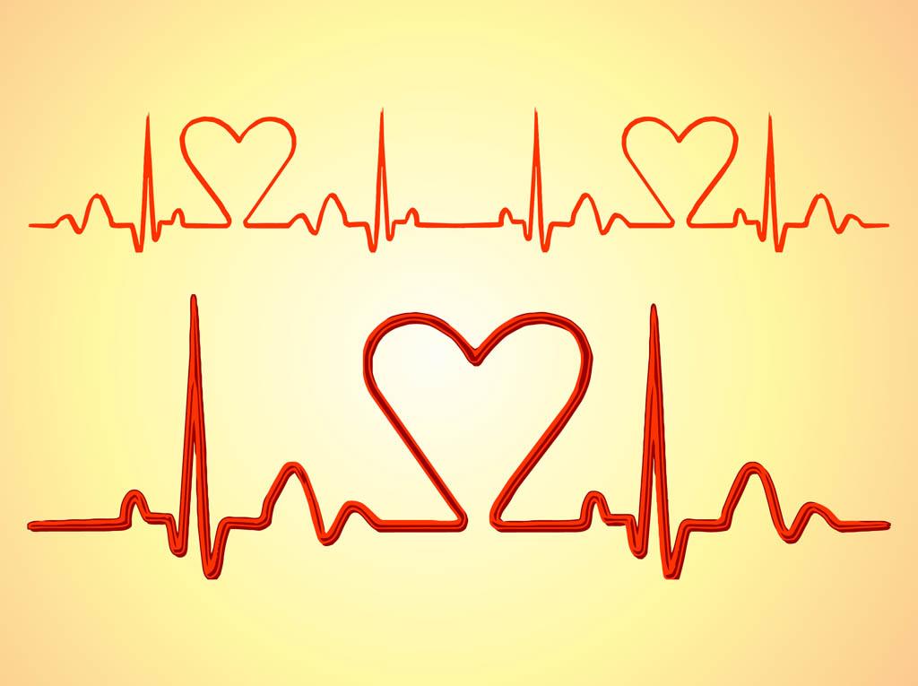 Lines clipart heart rhythm Clipart The Heartbeat Clipart Heartbeat