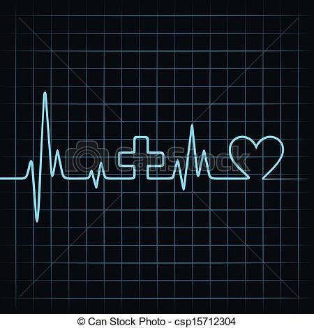 Lines clipart heart rhythm Clipart Beat Rhythm Art Download