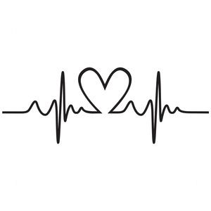 Love clipart heartbeat #4
