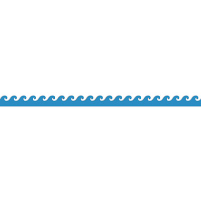 Line clipart wave Ocean kid  wave 3