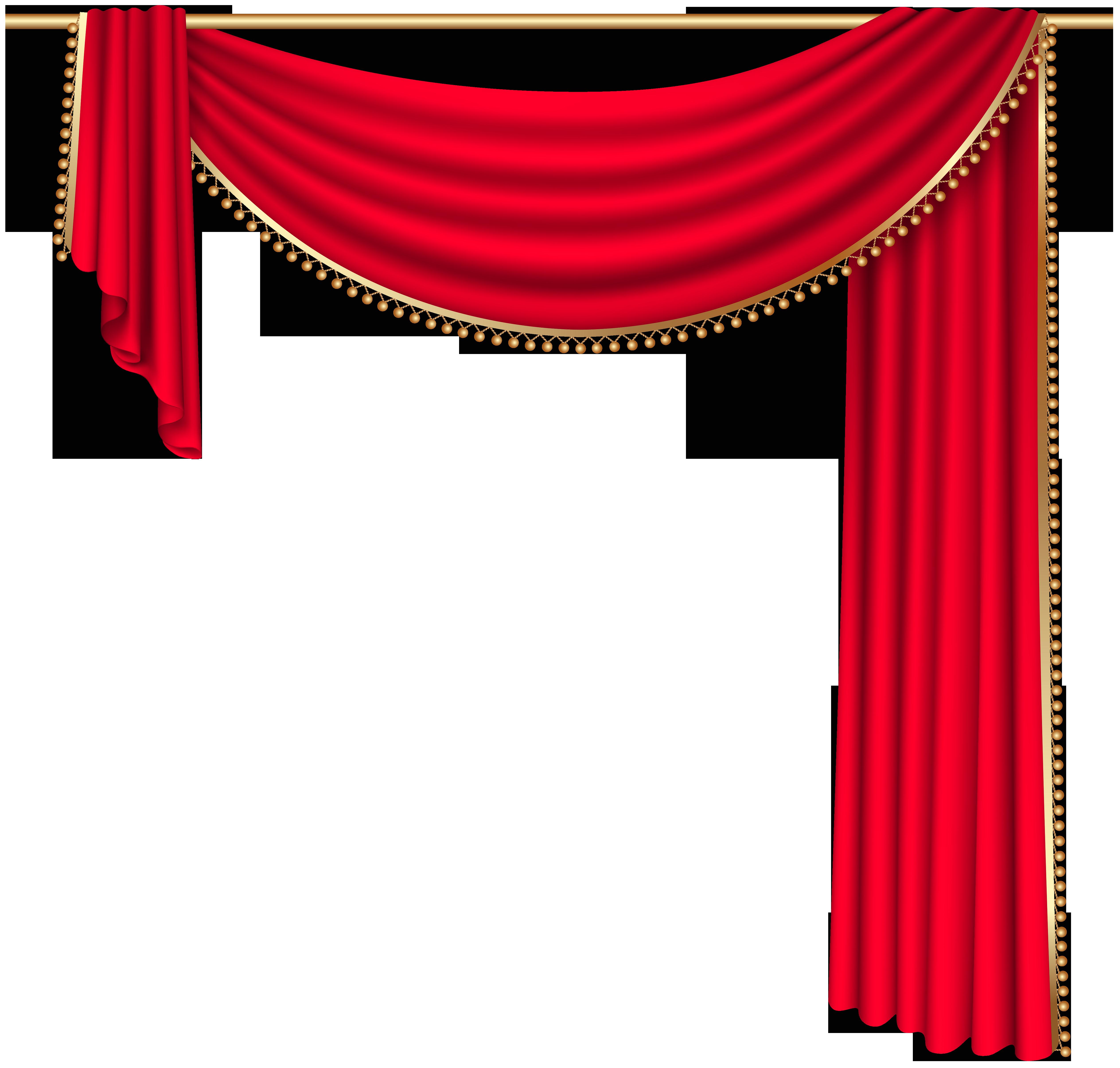 Theatre clipart red curtain Art Art Transparent Clip Mukesh