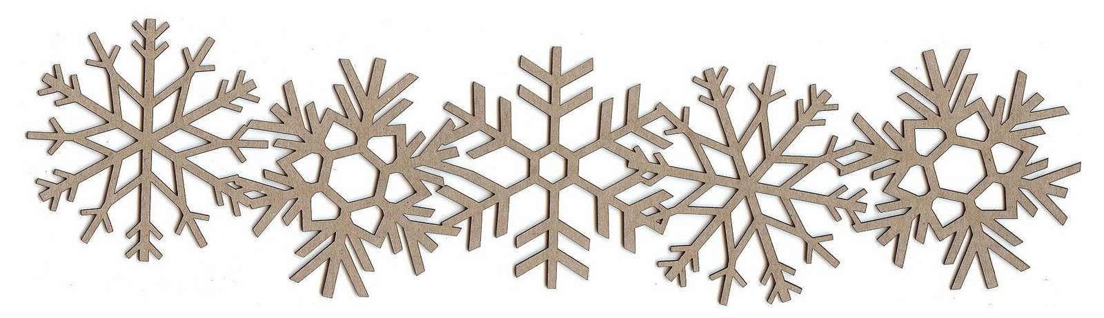 Lines clipart snowflake ClipartMonk clipart border Displaying image