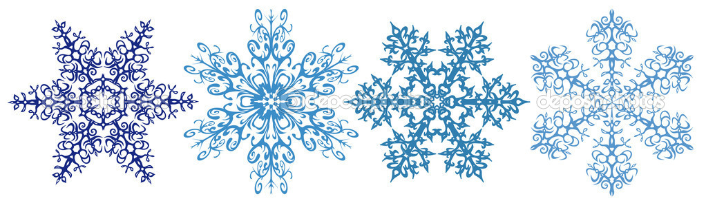 Holydays clipart snowflake Clip images art snowflake domain