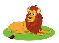 Lion clipart Illustrations Pictures Graphics Lion 96