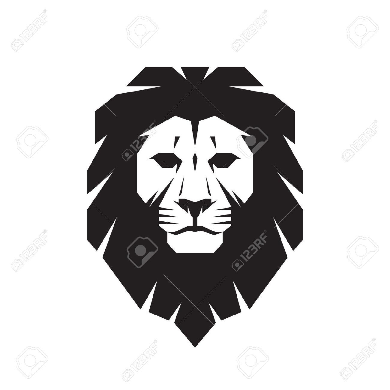 Lion clipart beard #15