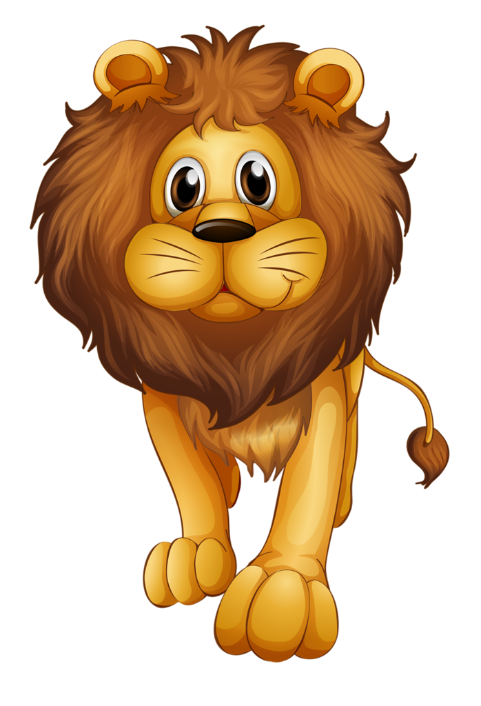 Big Cat clipart orange objects Lions … Pinterest B #lion