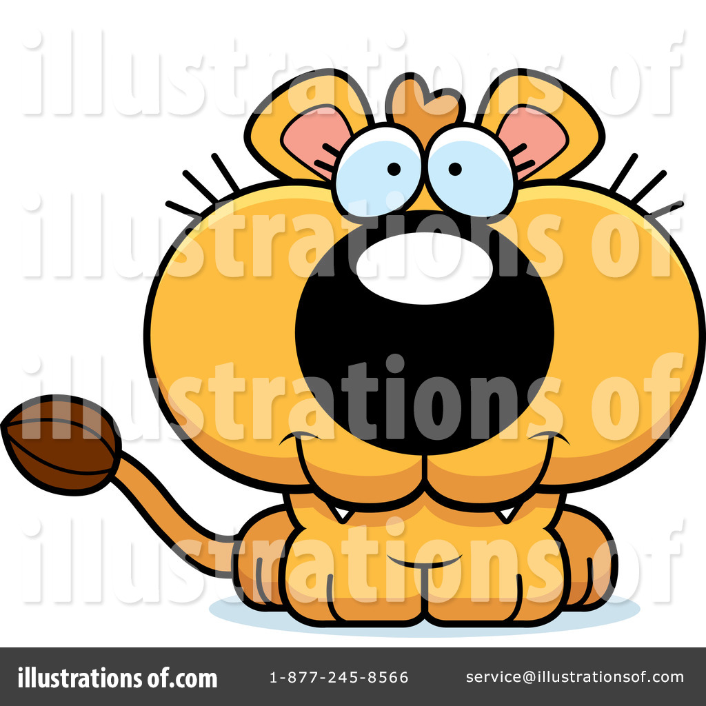 Lioness clipart Clipart #1091269 Thoman Thoman by