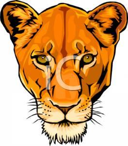 Lioness clipart – Download Clipart Lioness Clipart