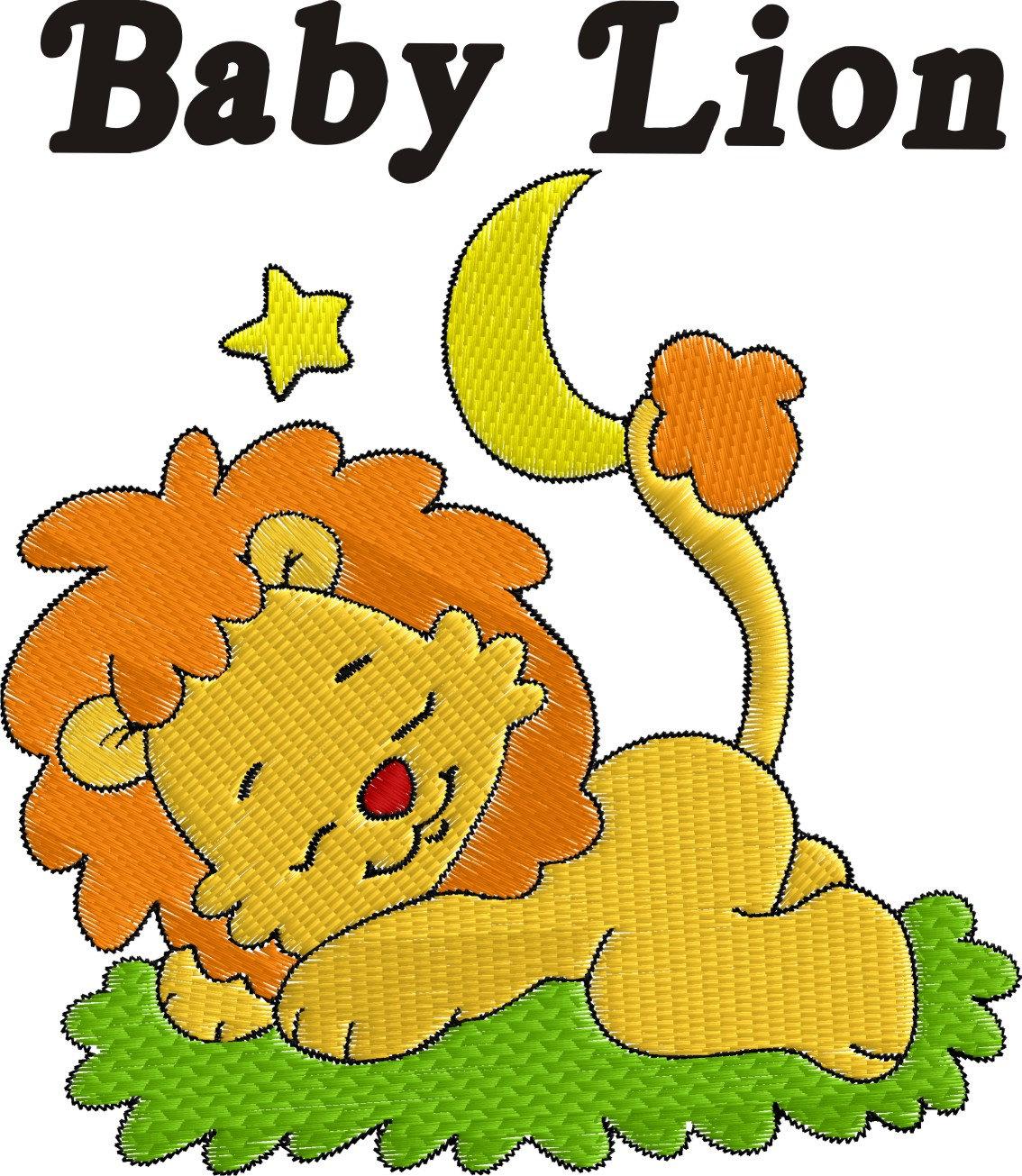 Lion lion art king image