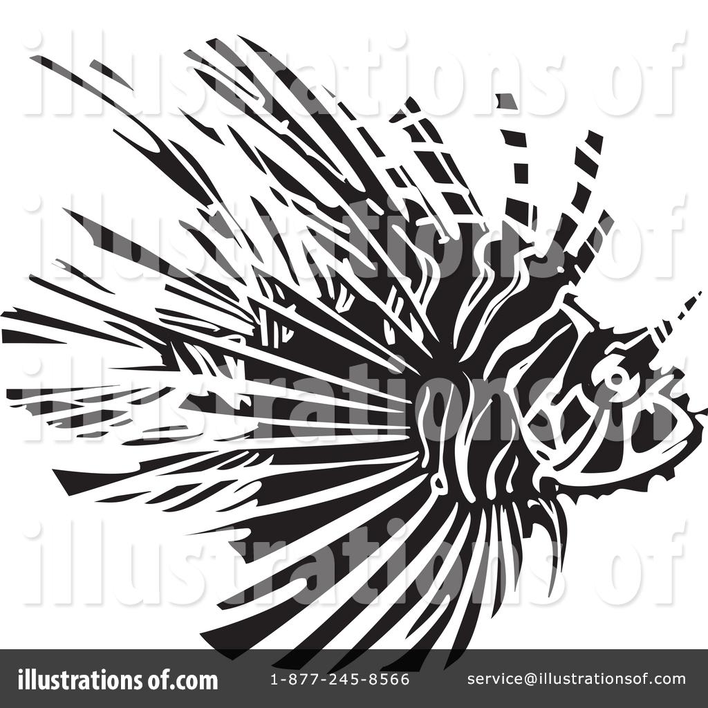 Lionfish clipart Lionfish #1402500 #1402500 Illustration Royalty