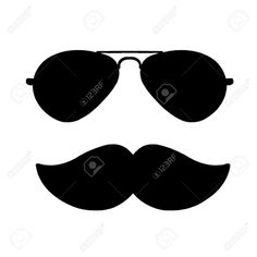 Lips clipart aviator sunglasses Aviator clipart Svg Sunglasses file