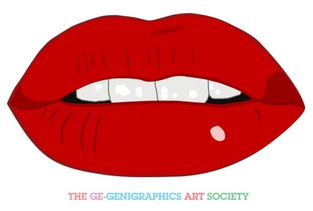 Lips clipart big lip Clipart Big lips clipart lips