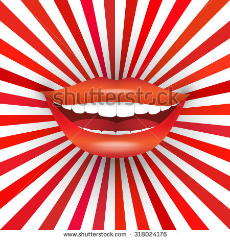 Lips clipart big smile Clipart Images collection smile Big