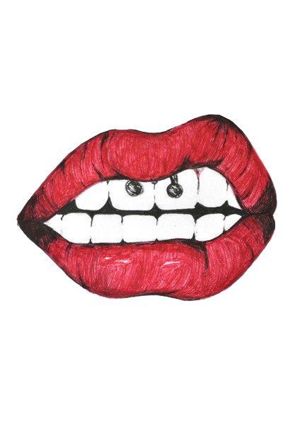Lips clipart cartoon tumblr Tumblr images zoeken png tumblr