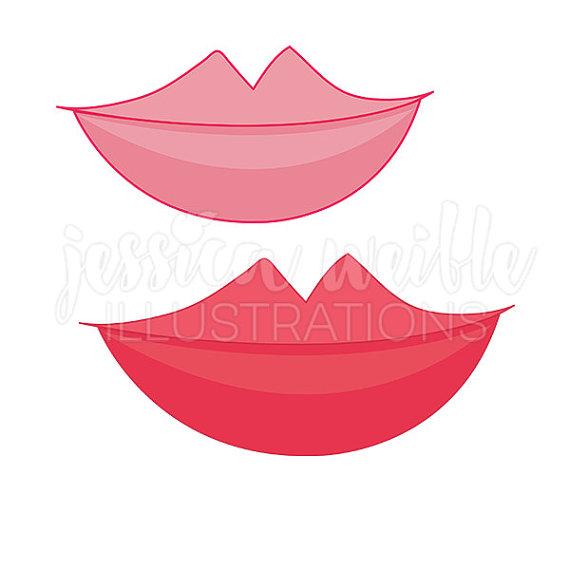 Lips clipart cute Cute from Lips art Studio