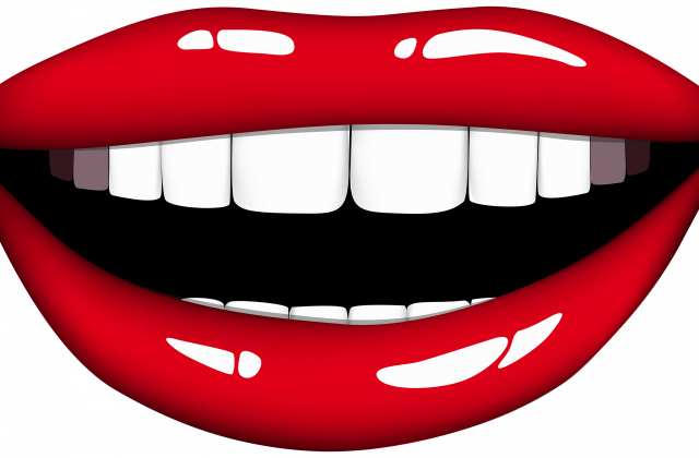 Lips clipart easy cartoon Cartoon mouth clipart For Clipart