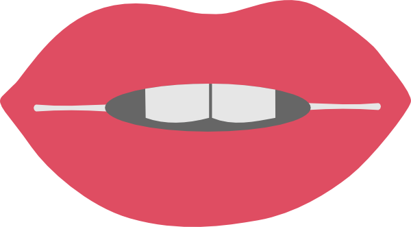 Lips clipart funny Lips Clip 3 com royalty