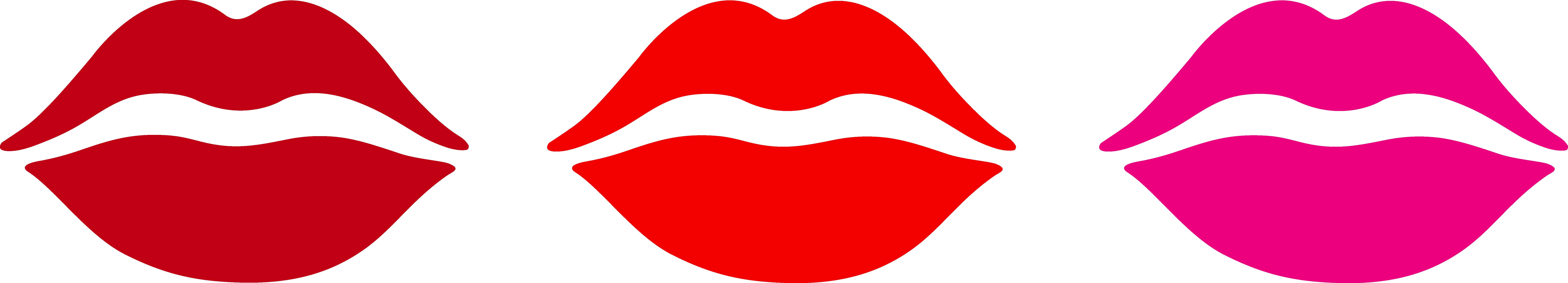 Lipstick clipart kissy lip Free Clipart Three Marks Clip