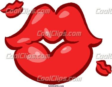 Kisses clipart you Clipart Art Lips Lips Kissing