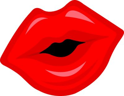 Lipstick clipart kissy lip On images Lips 081810» 102