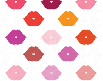 Lips clipart kissy lip Clipart Free Lips Clip Lips
