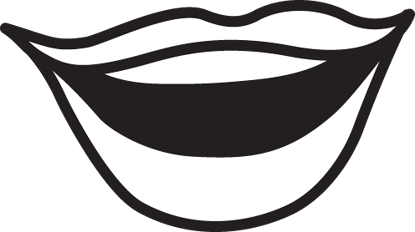 Pice clipart mouth Download Cliparting 2 Mouth clip