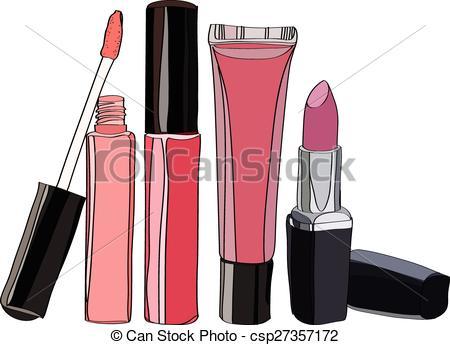 Lipstick clipart lip gloss Cosmetics for for lip lipstick