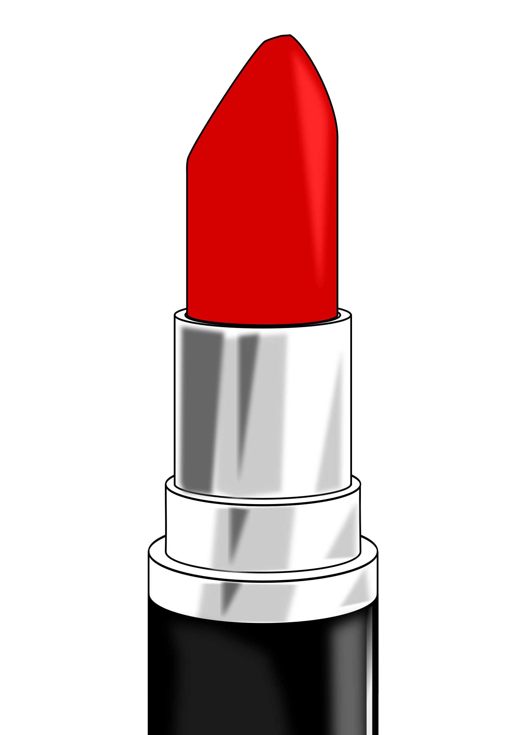 Lipstick clipart small Draw of Free Cartoon Lipstick