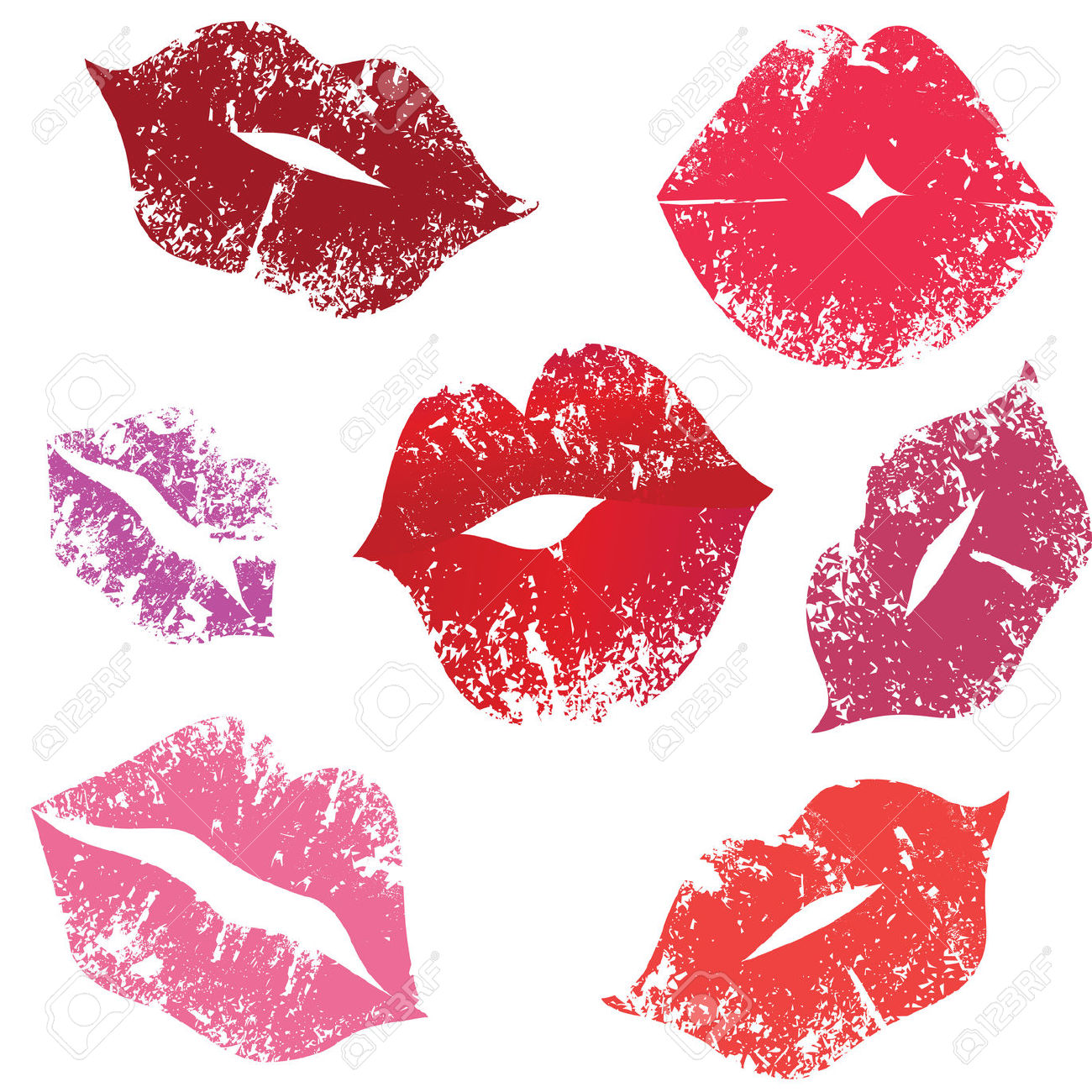 Kisses clipart mouth Clipart Clip Art Free Collection