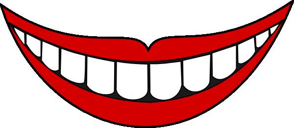 Teeth clipart smiley mouth Kid kid art Clip clipart