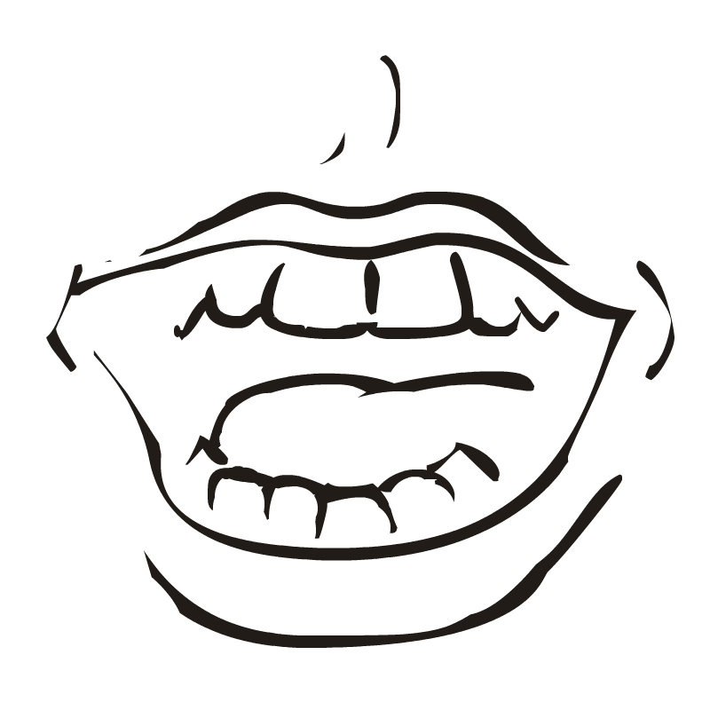Amd clipart lip Lips Clip Art Mouth And