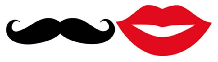 Lips clipart printable Mustaches Clip Free Free Free