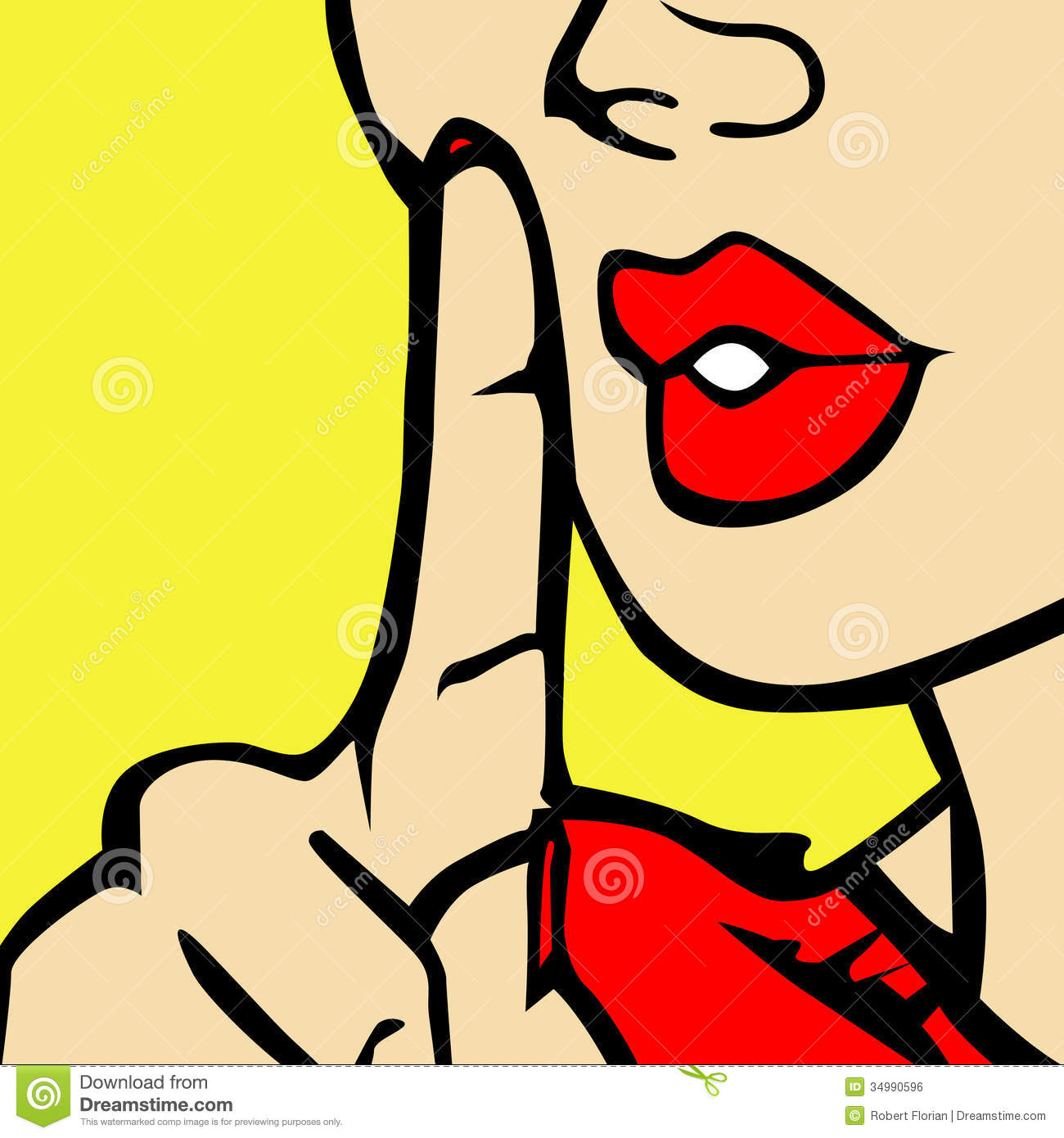 Mommy clipart shh  Finger art on clip