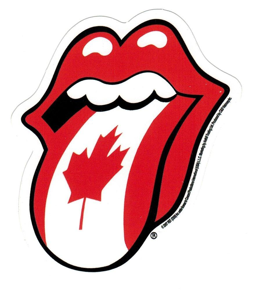 Tongue clipart rolling stones #5