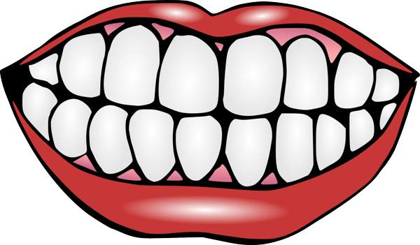Pice clipart mouth Mouth Images Mouth White Free
