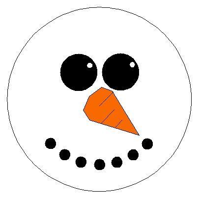 Lips clipart snowman Clipart Snowman Head Art Clip