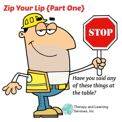 Lips clipart zip your Learning plate