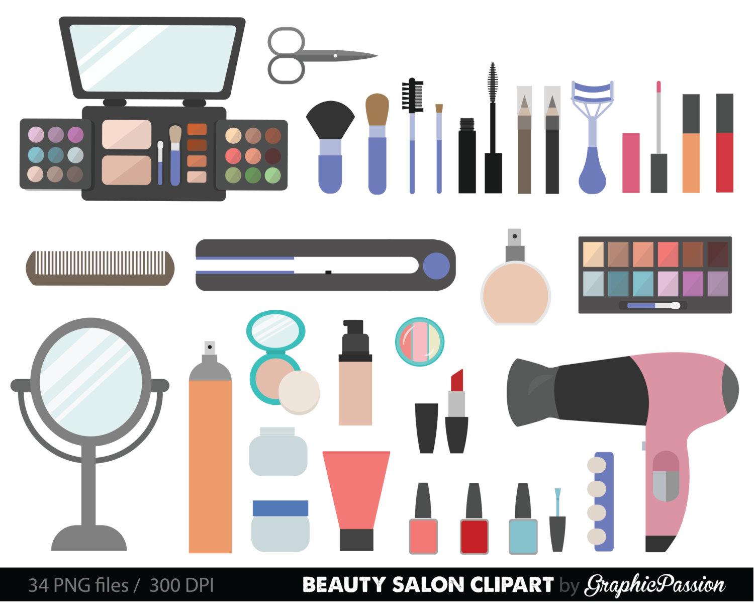 Lipstick clipart beauty supply On Clip Clipart Free for