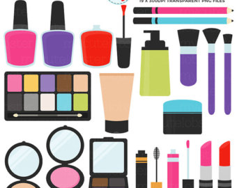 Lipstick clipart beauty supply Clipart OFF art nail clipart