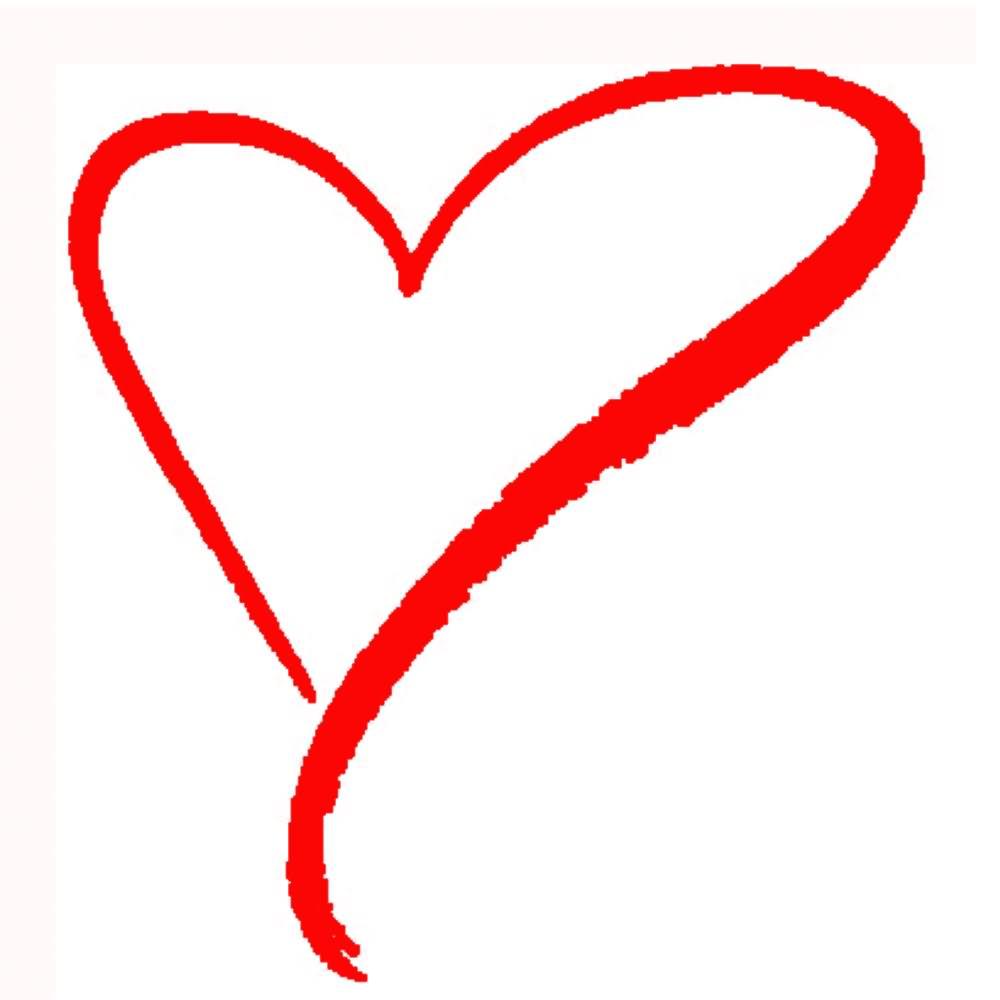 Lipstick clipart heart Library Heart Clipart Art Download