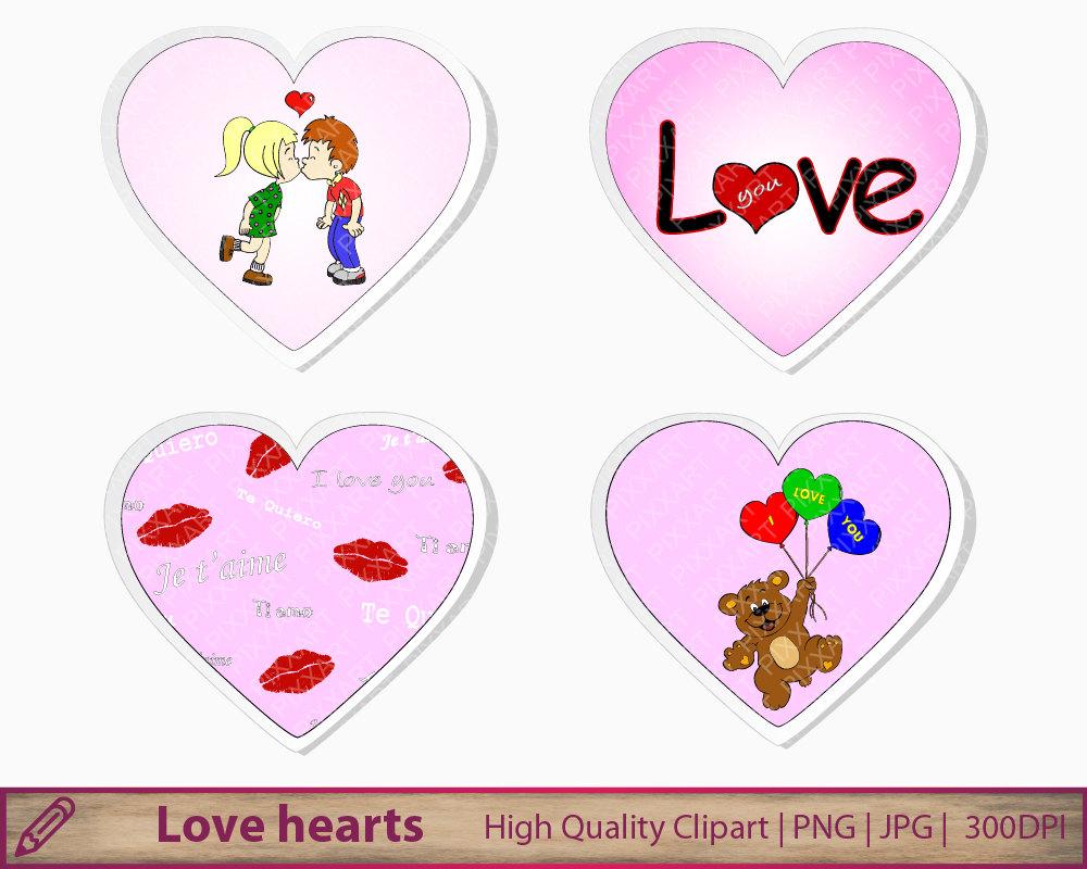 Lipstick clipart heart File is digital clip lipstick