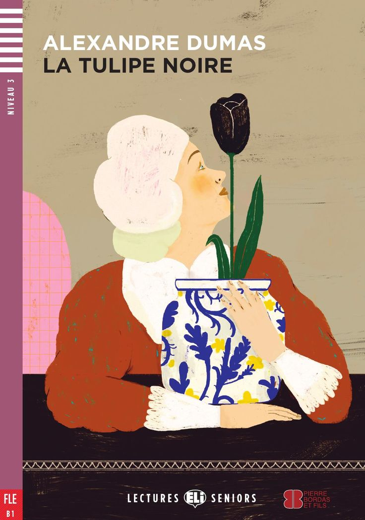 Lipstick clipart latulipe Tulipe a Dumas Alexandre La