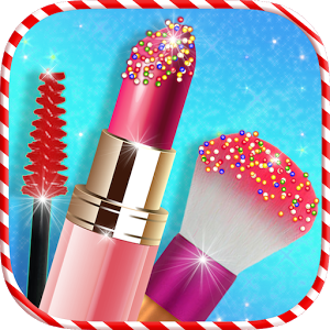 Lipstick clipart makeover Makeover Candy Google Play Candy
