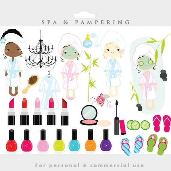 Nails clipart kid Party Makeup art make Pinterest