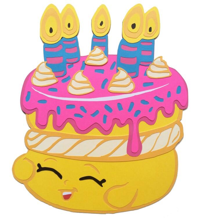 Birthday clipart shopkins Shopkins invite Shopkins for for